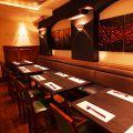 くずしベジ和食 Ginsai WASABIの雰囲気1