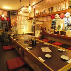 串天ぷら酒場 粋 ikiの雰囲気1