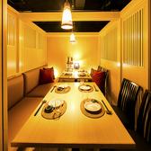 【4名~8名様ご宴会向け】ご接待やお勤め先でのご宴会に最適な寛ぎ和空間をご用意しております。