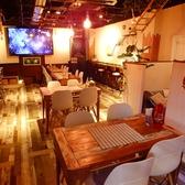 ショットバーアスパラ The West Coast Bar Asparaの雰囲気2
