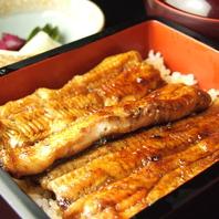 秘伝のタレと鮮度バツグンぷりっぷりの鰻