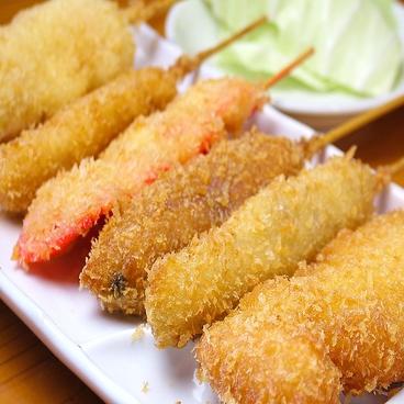 串カツ しでん 朝生田店のおすすめ料理1