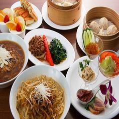 ジンホア 京華小吃 銀座店のコース写真