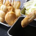 料理メニュー写真大阪スタンダード 牛串カツ(3本)