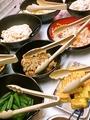 料理メニュー写真【お惣菜】
