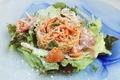 料理メニュー写真冷製カッペリーニのサラダ仕立て