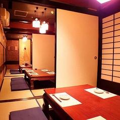居酒屋 ななつぼし 名古屋 伏見・丸の内店の雰囲気1
