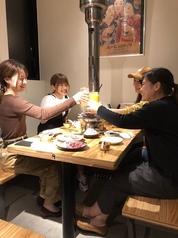 ラム工房 やまじん 福岡渡辺通店の雰囲気1