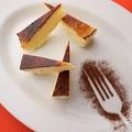 料理メニュー写真伊達産地黄卵のクレマ・カタラーナ(焼きプリンを冷やし固めたデザート)