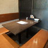 個室のお席もございます!詳細は店舗までお問い合わせください。