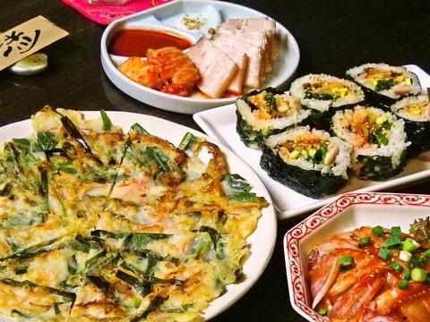 韓国料理を中心に、優しい家庭の味と美味しいお酒で日々の疲れを癒せる店。