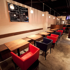Restaurant&Bar es 浜松町・大門店の雰囲気1