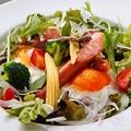 料理メニュー写真リヒトサラダ
