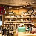 ドリンクメニューも種類豊富!!アルコールメニューだけでなく、カフェメニューやノンアルコールメニューも種類豊富にご用意しております♪