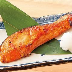 サーモン西京焼き