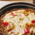 料理メニュー写真焼きチーズカレードリア