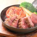 料理メニュー写真牛タンのステーキ