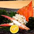 料理メニュー写真渡り蟹のほぐし