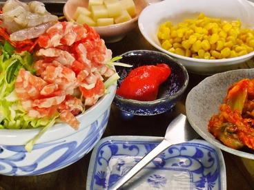 丸太小屋のおすすめ料理1
