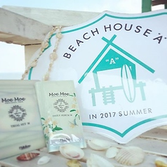 """BEACH HOUSE """"A""""の雰囲気1"""