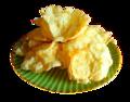 料理メニュー写真インドネシア木の実チップス