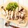 料理メニュー写真【メイン】 国産豚3枚肉のグリル