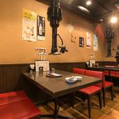 ホルモンしばうら 武蔵新城店の雰囲気2