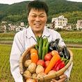 お野菜の鮮度だってこだわってます!