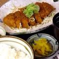 懐かし味の味噌チキンカツ定食680円[税込]