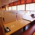 ちょこっとくつろぎながらのワイワイ飲み会に人気の半個室掘りごたつ席。宴会に最適なお得な飲み放題付きコースもご用意しておりますので合わせてご利用ください。(銀座/居酒屋/個室/飲み放題/和食/宴会/接待/海鮮/大人数/団体/日本酒/カニ)
