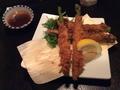 料理メニュー写真アスパラ豚巻フライ