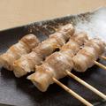 料理メニュー写真新生姜の豚巻き