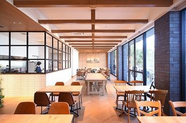 Cafe INDIGO カフェ インディゴの雰囲気1