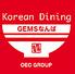 Korean Dining ハラペコ食堂 GEMSなんば店のロゴ