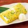 料理メニュー写真青のりの玉子焼き/北海道産 サクサク長芋