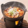 料理メニュー写真■やきとり屋のピリ辛炊き豆腐