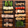 肉寿司 焼き鳥 肉ヤロー 新宿本店のおすすめポイント1