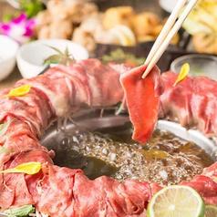 あれもこれも食べ飲み放題 なにわ横丁 難波店の特集写真