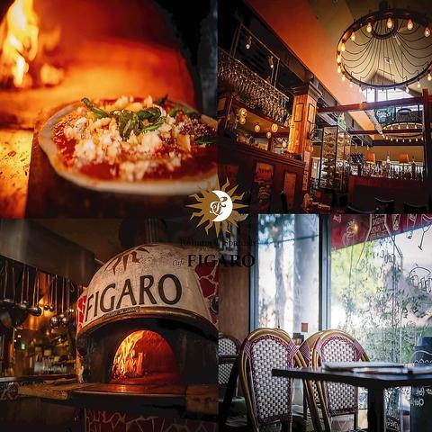 イタリアンスパニッシュ cafe FIGARO カフェ フィガロ