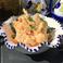 Soymilk cheese and Potato Salad  豆乳チーズと士幌ポテトのサラダ