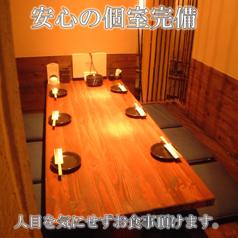 和趣彩々 凜や 浜松葵西店の雰囲気1