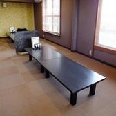 2階のお座敷の宴会場です。大人数にも対応しております。お気軽にご相談・お問い合わせください。