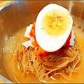 料理メニュー写真水冷麺