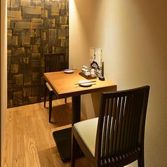 2階テーブル席