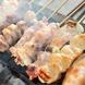 毎日店内で串打ちをしているため生でも食べれる鶏肉使用