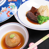 徳島の旬の素材を生かした料理
