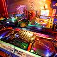【PARTYに◎各種設備利用OK】DJブース完備!システムは本格派!マイクもお貸出しします♪