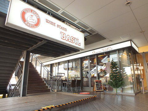 野毛で人気のBASILの姉妹店「ワインスタンドバジル」