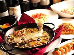 seafood Italian FUCAのおすすめ料理1