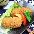 料理メニュー写真ズワイガニのクリームコロッケ/ヤゲン軟骨唐揚げ
